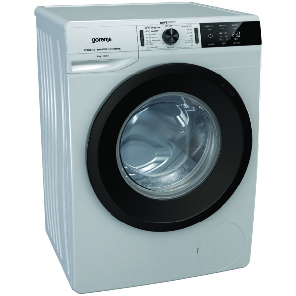 Gorenje Front Load Washer 8 kg WEI843A