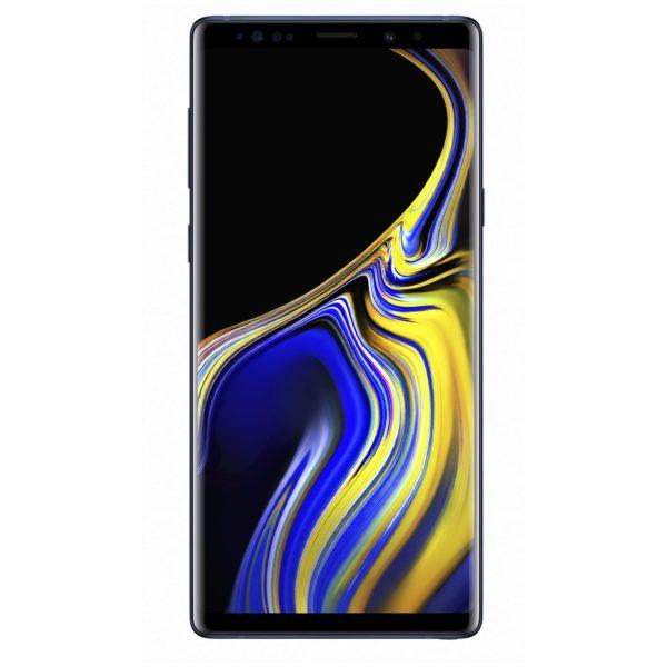 Samsung Galaxy Note9 128GB Ocean Blue 4G LTE Dual Sim Smartphone SM-N960F