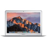 MacBook Air 13-inch (2017) - Core i5 1.8GHz 8GB 128GB Shared Silver English/Arabic Keyboard