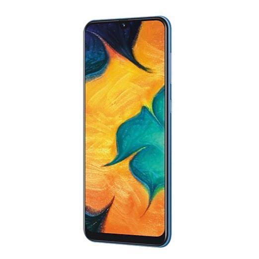 Samsung Galaxy A30 64GB Blue SMA305F 4G Dual Sim Smartphone
