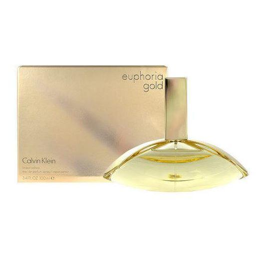 Calvin Klein Euphoria Liquid Gold Perfume For Women 100ml Eau de Parfum