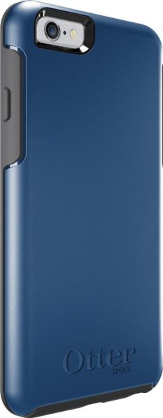 premium selection 62430 980f1 Buy OtterBox 7750550 Symmetry Blue Print II Case For IPhone 6 4.7 ...