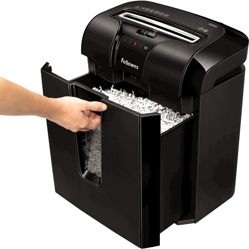 Fellowes 4600201 63CB Cross Cut Shredder