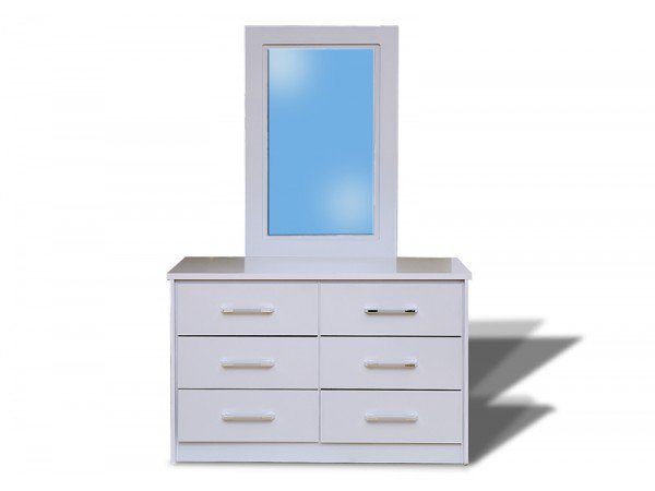 Pan Emirates Salvatore Kids Dresser With Mirror