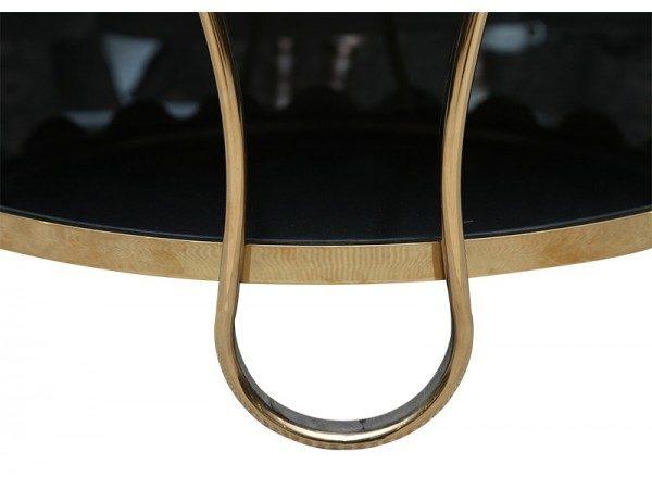 Pan Emirates Minerat Gold Coffee Table