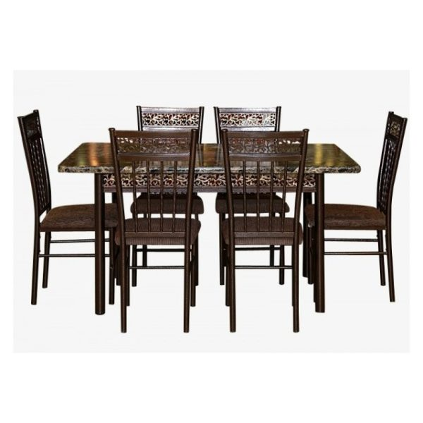 Pan Emirates Tectonic Dining Set (1+6)