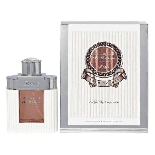 Rasasi Al Wisam Day Perfume For Men 100ml Eau de Parfum