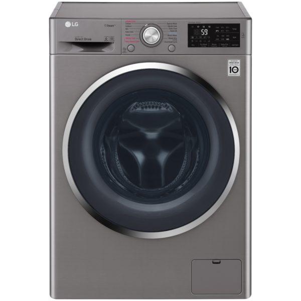 LG 8kg Washer & 5kg Dryer F4J6TGP2S