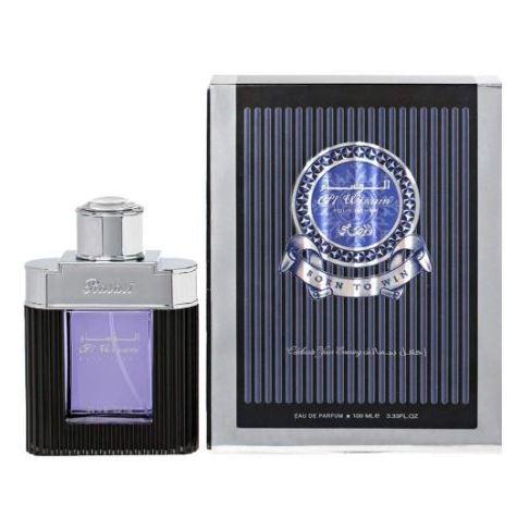 Rasasi Al Wisam Evening Perfume For Men 100ml Eau de Parfum