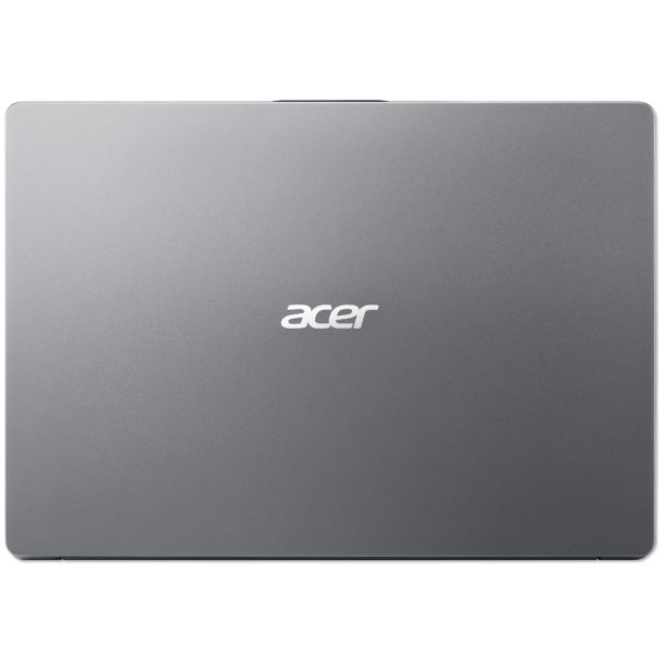 Acer Swift 1 SF114-32-C61Y Laptop - Celeron 1.1GHz 4GB 64GB Shared Win10 14inch FHD Sparkly Silver