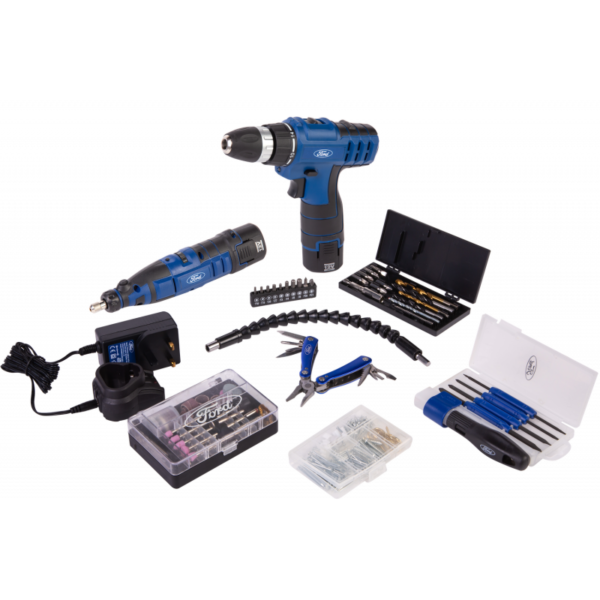 Ford FPW1006 2 In 1 Cordless Tool Set