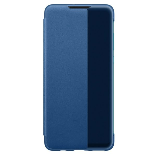 promo code 55890 e6c9a Huawei Smart View Flip Cover Blue For P30 Lite