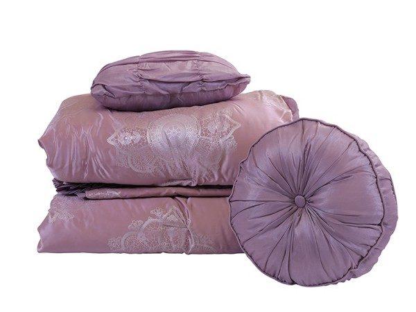 Vondra Comforter Set 9pcs 220x240cm Purple