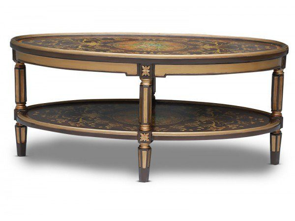 Pan Emirates Wobble Coffee Table
