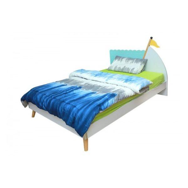 Pan Emirates Manifold Kids Bed 120X200 Cm