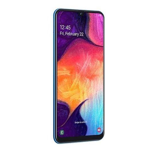Samsung Galaxy A50 128GB Blue SMA505F 4G Dual Sim Smartphone