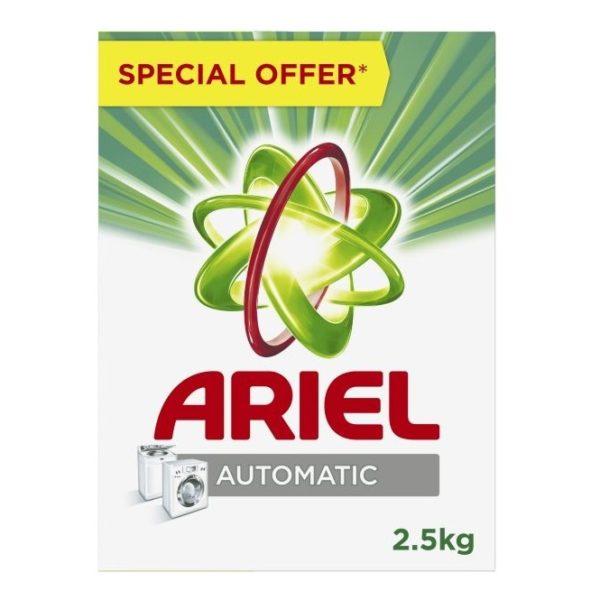 Ariel Automatic Detergent Powder 2.5kg
