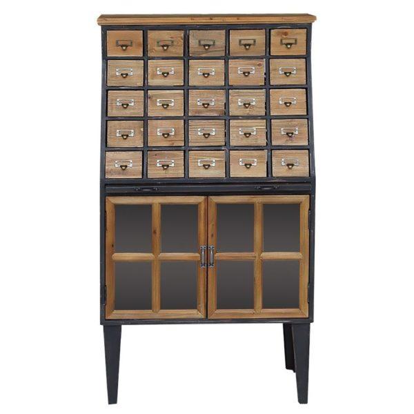 Pan Emirates Lumo Storage Cabinet 25 Drawer+2 Doors
