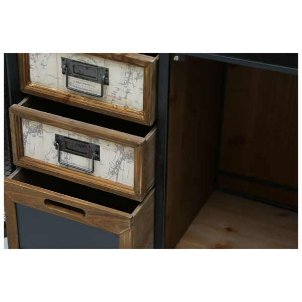 Pan Emirates Provo Storage Cabinet 11 Drawers + 2 Door