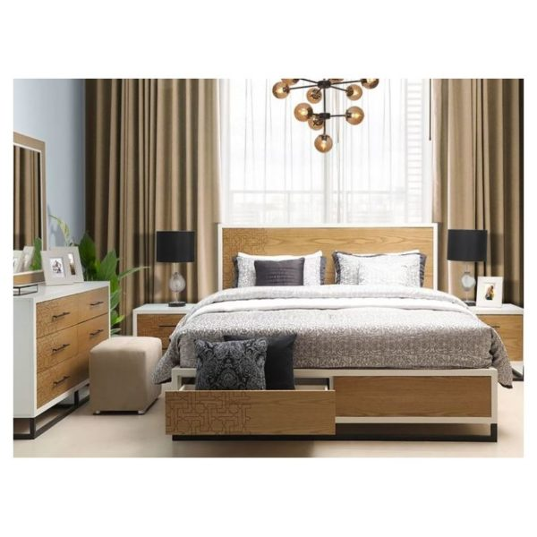 Pan Emirates Kwality Bed 180x200cm BGE