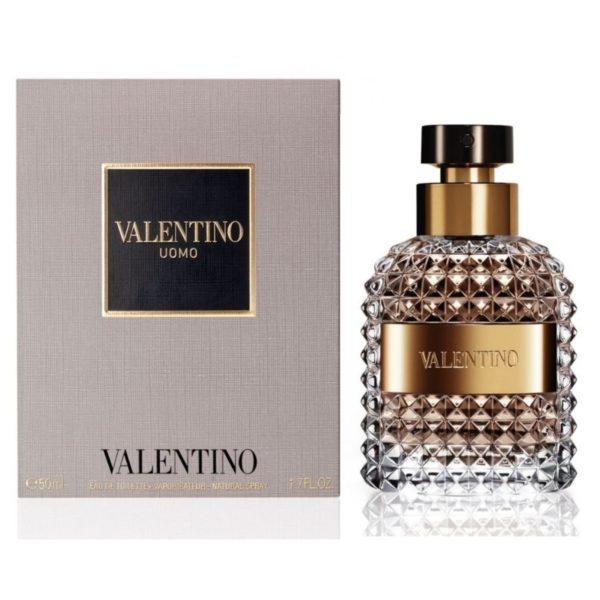 Valentino Uomo For Men 50ml Eau de Toilette