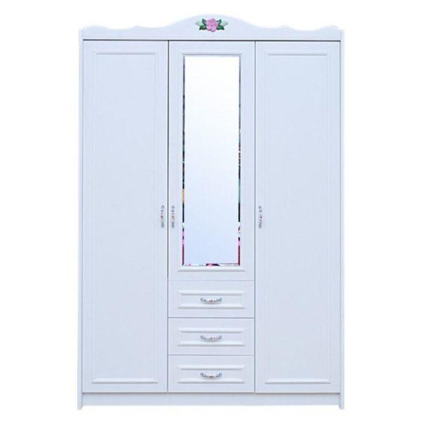 Pan Emirates Mikkijo 3 Door Kids Wardrobe