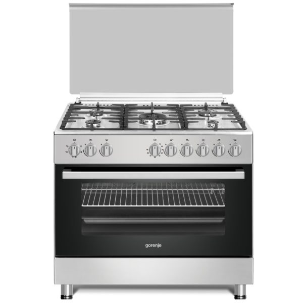 Gorenje 5 Gas Burners Cooker GI9221S