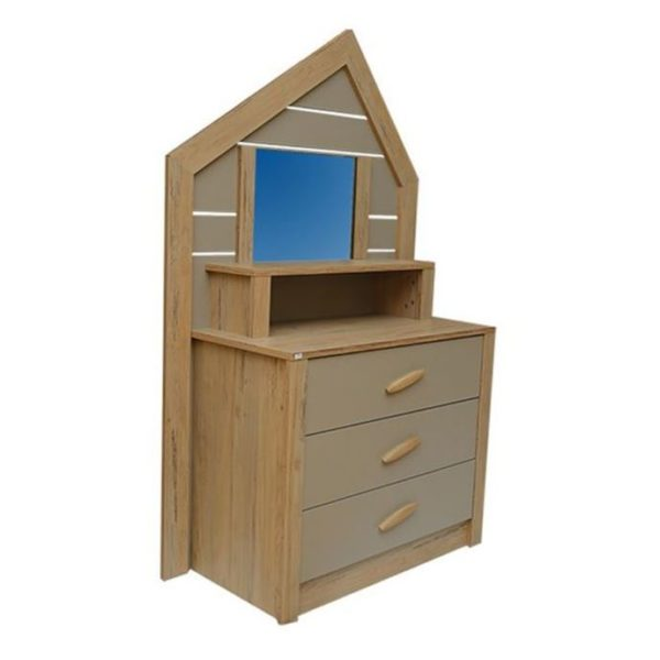 Pan Emirates Edwaxtar Kids Chest Of 3 Drawer