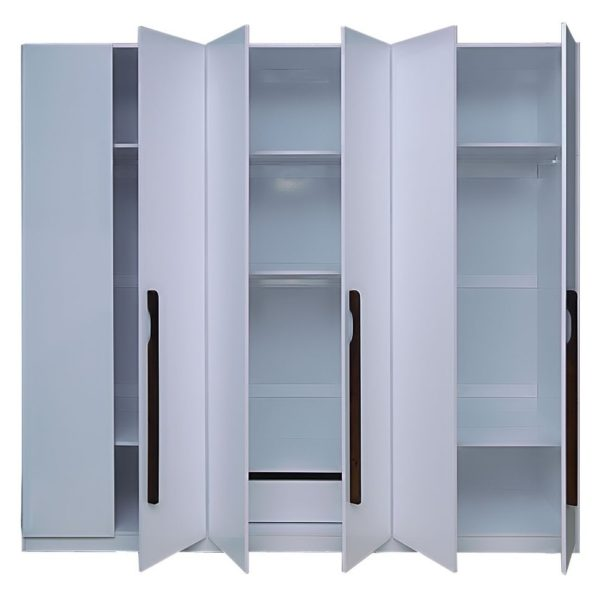 Pan Emirates Tapio N 6 Door Wardrobe