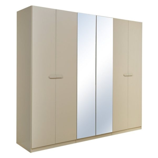 Pan Emirates Stargold 6 Door Wardrobe