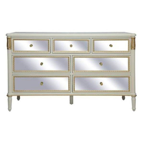 Pan Emirates Italian Collection Chest Of 7 Drawer
