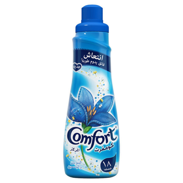 Comfort Fabric Softener Iris & Jasmine 750ml