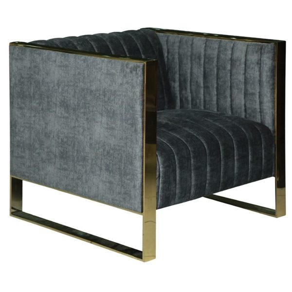 Pan Emirates Shaddy Single Seater Sofa