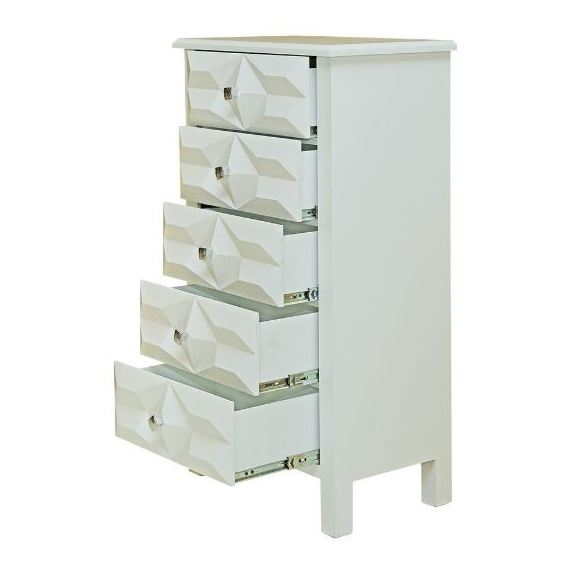 Pan Emirates Hervey Chest Of 5 Drawer