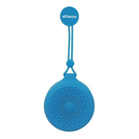 Eklasse Bluetooth Speaker - Blue