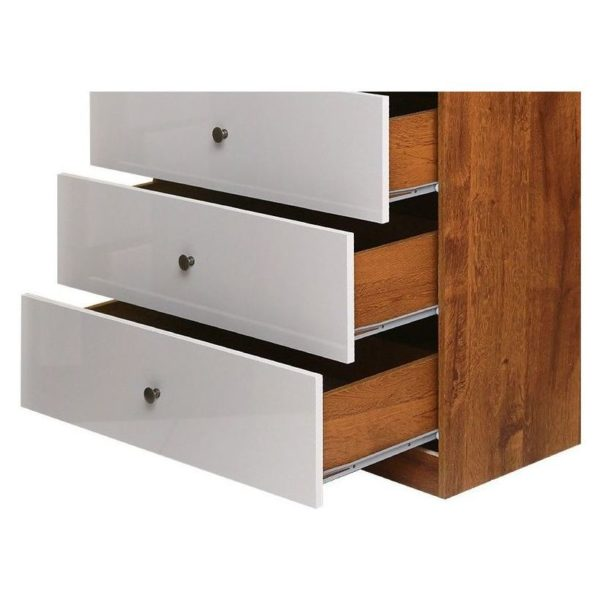 Pan Emirates Houston A Chest Of 5 Drawer