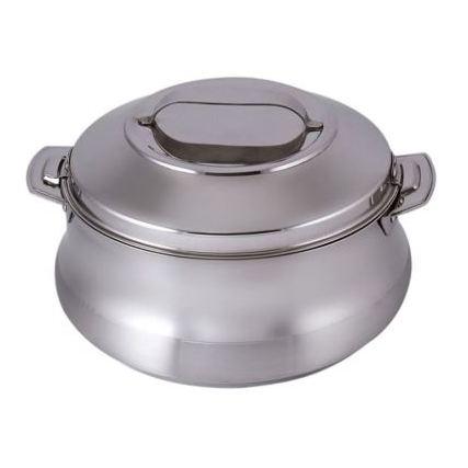 Esteelo Jupitor Hotpot Silver 2.5 liter
