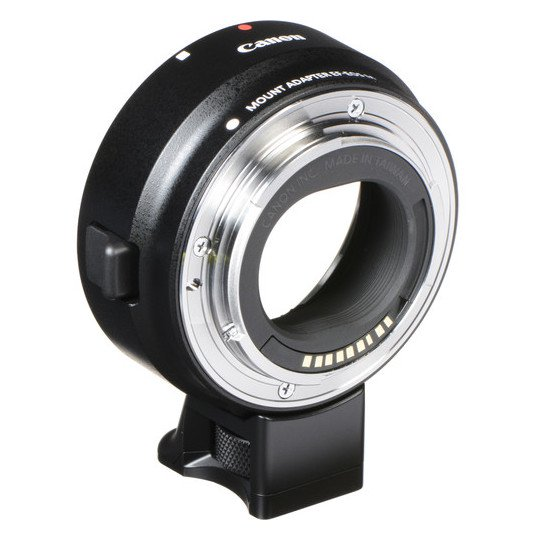 Canon EF-EOS M Lens Mount Adapter