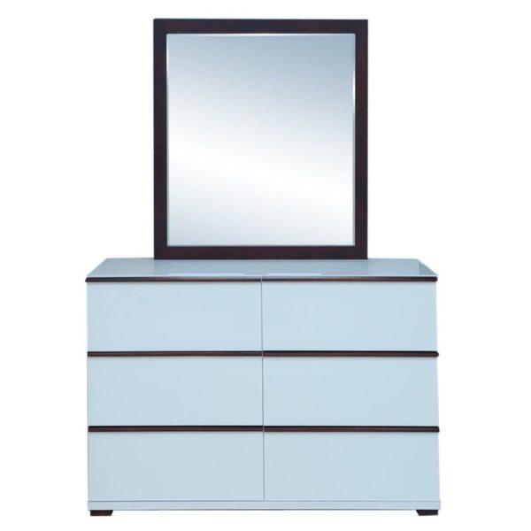 Pan Emirates Tapio Dresser w/ Mirror