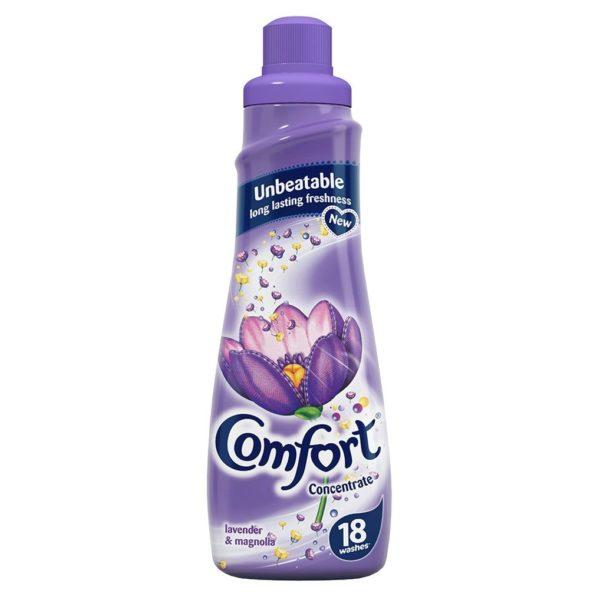 Comfort Liquid Fabric Conditioner Lavender & Magnolia Scent 750ml