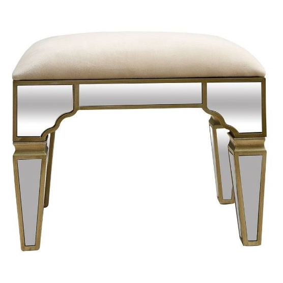 Pan Emirates Dubai Collection N Dresser Stool