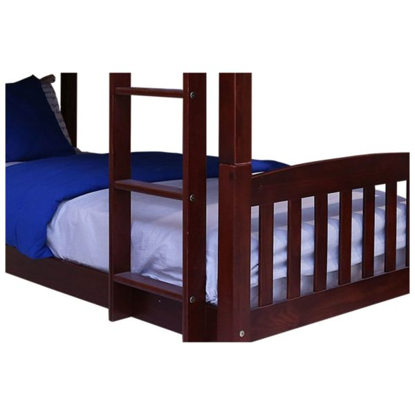 Pan Emirates Lexis Kids Bunk Bed 90X200cm