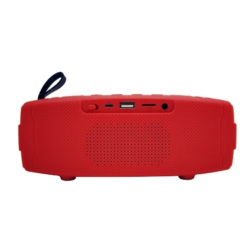 Eklasse Bluetooth Speaker - Red