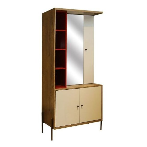 Pan Emirates Zanotta Dressing Table With Mirror