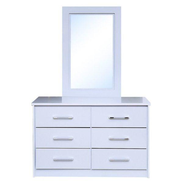 Pan Emirates Salvatore Kids Dresser With Mirror