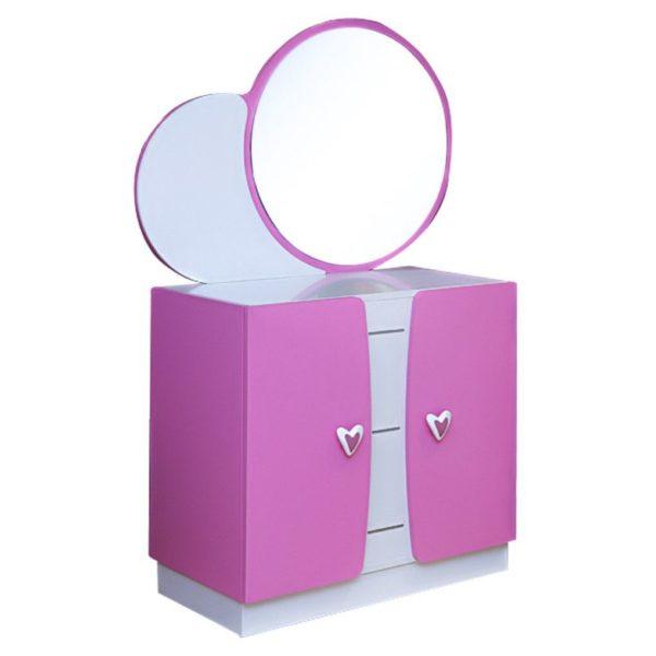 Pan Emirates Goodypink Kids Dresser With Mirror