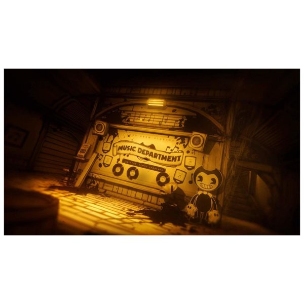 Buy Nintendo Switch Bendy And The Ink Machine Game – Price ...