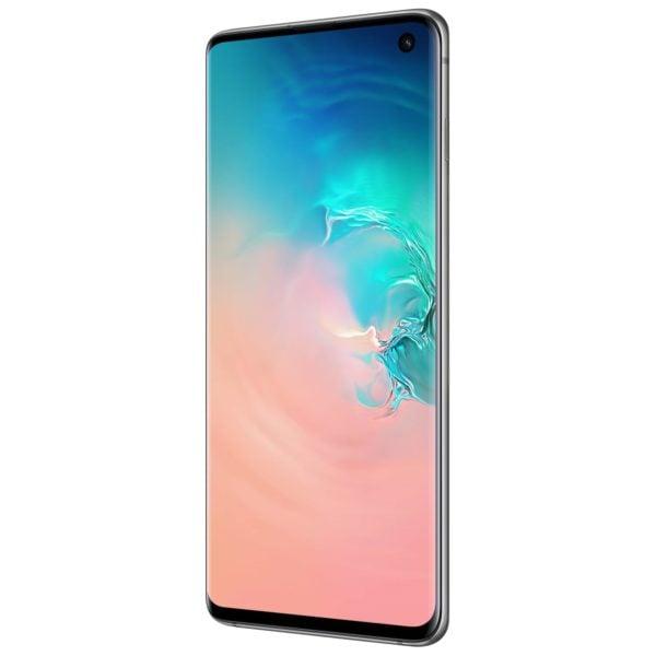 Samsung Galaxy S10 128GB Prism Silver SM-G973F 4G Dual Sim Smartphone