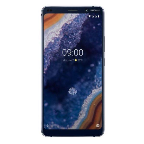 Nokia 9 128GB Midnight Blue 4G Dual Sim Smartphone TA-1087