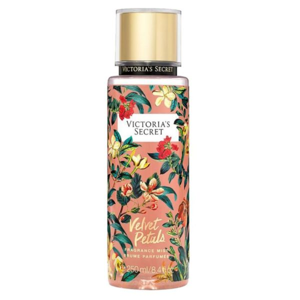 Victoria'S Secret Velvet Petals (2016) 250ml Body Mist